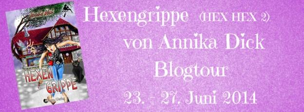 Hexengrippe Banner
